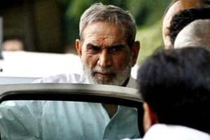 Congress leader Sajjan-Kumar was on Monday sentenced to life in jail for his involvement in a case of the 1984 anti-Sikh riots by the Delhi High Court (File Photo)