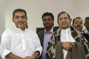 With the Rashtriya Lok Samta Party (RLSP)likely to join the Grand Alliance (GA) bandwagon ahead of the Lok Sabha (LS) elections in Bihar, seat sharing among the allies is set to be a major headache