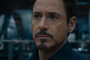 Tony Stark and Captain America will live together and die together.