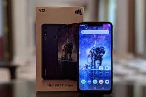 Infinity N12 is Micromax's first phone with notch display