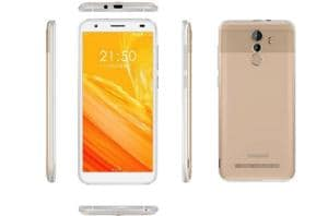 """Coolpad launched """"Mega 5A"""" smartphone with an aspect ratio of 18:9 in the country for Rs 6,999 earlier this August."""