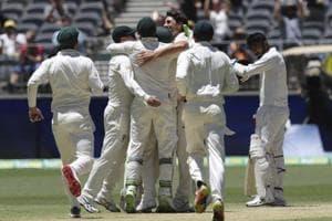 India vs Australia: Australia win Perth Test by 146 runs, level series 1-1