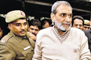 Congress leader Sajjan Kumar, who was convicted and sentenced by Delhi High Court to life imprisonment in a case related to the 1984 anti-Sikh riots, has written to party president Rahul Gandhi, saying he is resigning from primary membership.