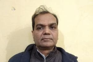 Sunil Gupta (in picture), his wife Radha and son Abhishek, were produced in a court here after they were held from their Navi Mumbai residence on December 17, the police said.