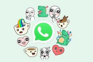 Learn how to create custom stickers for WhatsApp
