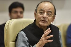 There is an obvious debate on whether sound policy pays more or slogans pay more, Arun Jaitley said after the release of 'Strategy for New India @75' prepared by Niti Aayog.