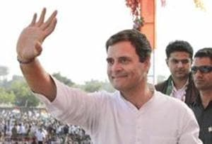 Rahul accompanied by Priyanka Vadra arrived in Shimla on Tuesday by road to see the latter's under-construction house at Chharabra, a local Congress leader said.