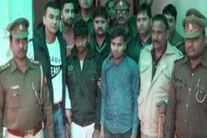 Police arrest two for gangrape of B-Tech student in Agra