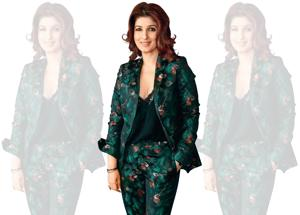 Actor-turned-author Twinkle Khanna says, contrary to her real-life choice in men, she likes smart, almost sedentary men in fiction
