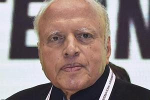 File photo of agriculture scientist MS Swaminathan