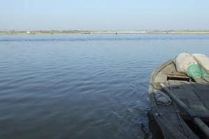 Apart from the dissolved oxygen level, the hydrogen (pH) level too has improved considerably in the Ganga in Kanpur