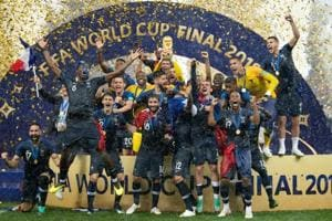 FIFA World Cup final's global audience revealed