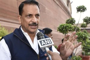 Former Union minister Rajiv Pratap Rudy was on Saturday appointed as a BJP national spokesperson by party president Amit Shah.