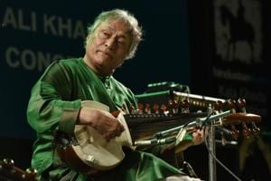 Sarod maestro Ustad Amjad Ali Khan has wowed audience time and time again. Now, a festival in town is giving visitors a  glimpse of the traditional guru-shishya parampara.