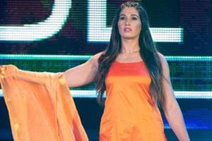 File image of Indian wrestler Kavita Devi.