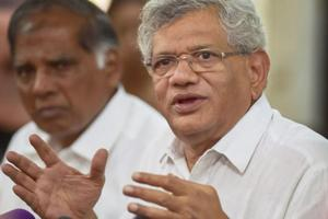 """Senior CPI(M) leader Sitaram Yechury on Saturday asserted that no clean chit has been given to the Narendra Modi government in the Rafale deal by the Supreme Court, which has """"merely stated"""" that it did not have the jurisdiction to intervene in the matter."""