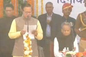 Ashok Gehlot adds 13 cabinet, 10 state ministers to Rajasthan Cabinet