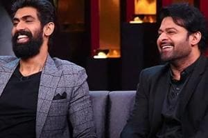 Koffee With Karan 6: Rajamouli said that Rana Daggubati will be the first to marry as Prabhas is too lazy to find a girl.
