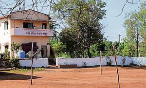 Sahoo Krida Mandal in Sadoli Khalsa in Kolhapur, where two Pro Kabadi League stars trained.