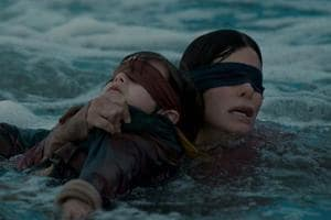 Sandra Bullock stars in Susanne Bier's Bird Box, for Netflix.
