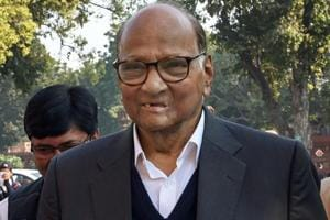 NCP President Sharad Pawar said talks have taken place over 40 seats and eight seats remain.