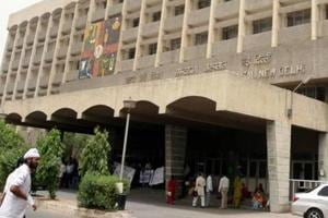 The woman was admitted to the All India Institute of Medical Sciences in Rishikesh on Monday with 70 to 80 per cent burns. Later she  admitted to the burn ward at Safdarjung Hospital.