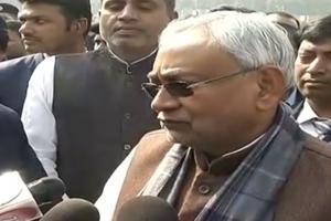 Atal Bihari Vajpayee's statue will be built in Patna: Bihar CM Nitish K...