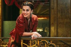 Actor Taapsee Pannu says that in 2019, she would stop cribbing about films that she wants to do but is not getting.