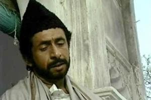Naseeruddin Shah as Mirza Ghalib in a still from Gulzar's TV series.