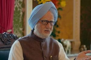 The Accidental Prime Minister trailer has Anupam Kher as former Prime Minister Manmohan Singh and Akshaye Khanna as Sanjaya Baru.