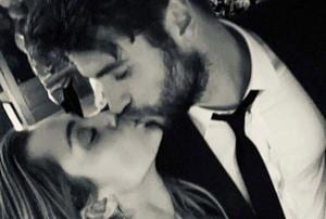 Miley Cyrus and Liam Hemsworth are now married.