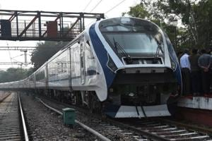A congested route, dense fog and long journey hours are among the issues they have delayed the launch of Indian Railways' fastest train.