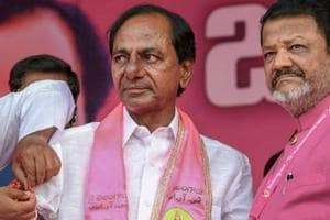 """The Congress on Friday hit out at the K Chandrasekhar Rao-led TRS government in Telangana over """"delay"""" in the process of newly-elected members of the assembly taking oath as MLAs."""