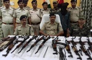 21 AK-47 assault rifles smuggled into Munger, Bihar