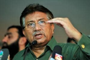 """Pervez Musharraf, the former Pakistani dictator, in a leaked video, was purportedly seen seeking covert US support to regain power and telling American lawmakers that he was """"ashamed"""" of the ISI being negligent about the al Qaeda chief Osama Bin Laden's whereabouts."""