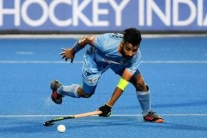 India lost in the quarter-final of the Hockey World Cup 2018 to Netherlands.