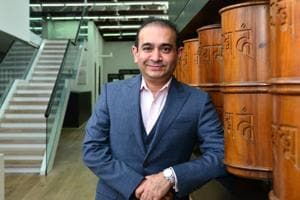 British authorities have informed India that bank fraud fugitive Nirav Modi is living in the UK, the government has said.