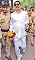Don turned politician Anant Singh