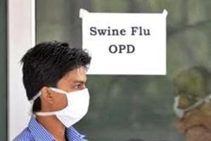 There was one H1N1 death in the month of October and six more in the past 10 days.