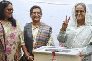 Sheikh Hasina wins fourth term in Bangladesh, Opposition calls election...