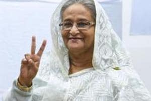 "To her supporters, Sheikh Hasina is Bangladesh's ""mother of humanity"" for giving Rohingya refugees shelter, but to her detractors she's a creeping autocrat who has jailed opponents and muzzled dissent."