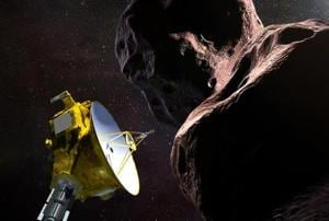 A NASA spacecraft on Tuesday flew past the most distant world ever studied by humankind, Ultima Thule, a frozen relic of the early solar system that could reveal how planets formed.