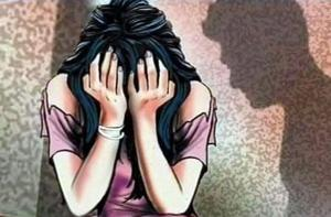 A 42-year-old man was arrested for allegedly trying to click obscene pictures of an 18-year-old in east Delhi's Shakarpur area, police said Monday.