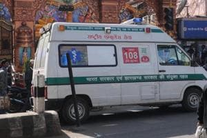 Police said the victim was referred to the BHU Trauma Centre in Varanasi in a critical condition.