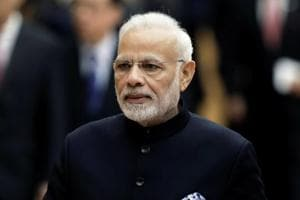 PM Narendra Modi said economic offenders had to flee India because they would have to adhere to the laws here.