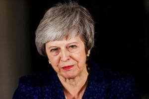 British Prime Minister Theresa May used her New Year message to send an optimistic message before Parliament resumes for the crucial Brexit vote from January 7.