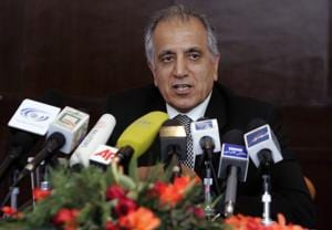 "The developments over the past month, especially US special envoy for Afghanistan Zalmay Khalilzad's outreach to the Taliban, as ""fast paced"" and said a review was underway to assess the implications of these moves for India."