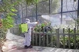 Measures are already being taken at the Patna zoo to contain the virus.