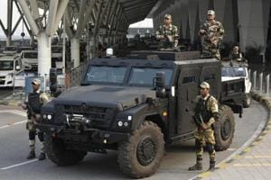 The bullet-resistant vehicles, currently undergoing ballistic testing in Ahmadabad, Gujarat, is expected to be rolled out by the end of this month.