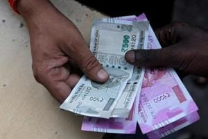 Soon after the sudden decision to ban old Rs 500/1000 currency notes by the government, the RBI had come out with the Rs 2000 currency note along with a new-look Rs 500 note as part of its massive remonetisation exercise.